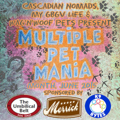 Multiple Pet Mania Month Badge