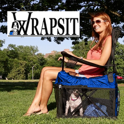 WrapSit Quad Folding Chair Slipcover