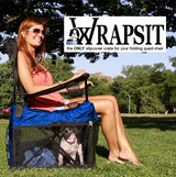 WrapSit Slipcover Crate
