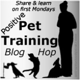 Positive Pet Training Blog Hop Badge