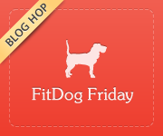 FitDog Friday Blog Hop